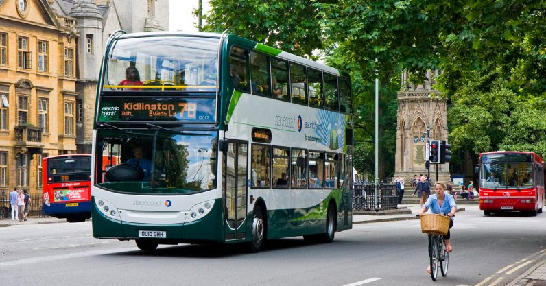 UK cities are getting all-electric bus fleets, starting with Oxford and Coventry
