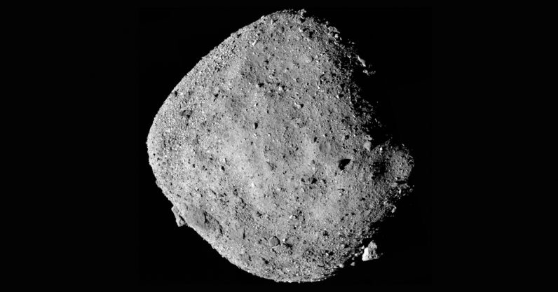 For the first time, a key building block for life was found in an asteroid