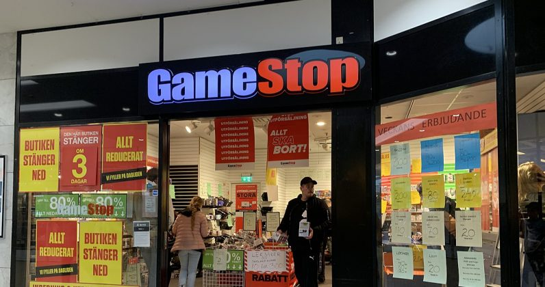 GameStop stocks hit record high — thanks to Redditors - the next web