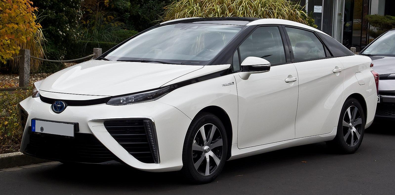 Hydrogen, car, future, ev, electric