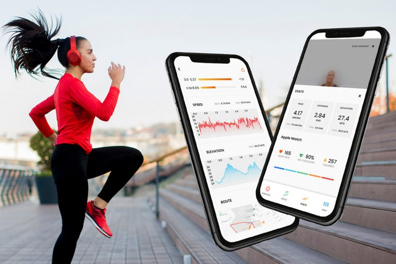 Auro is the fitness trainer app that makes working out as easy as listening to a podcast