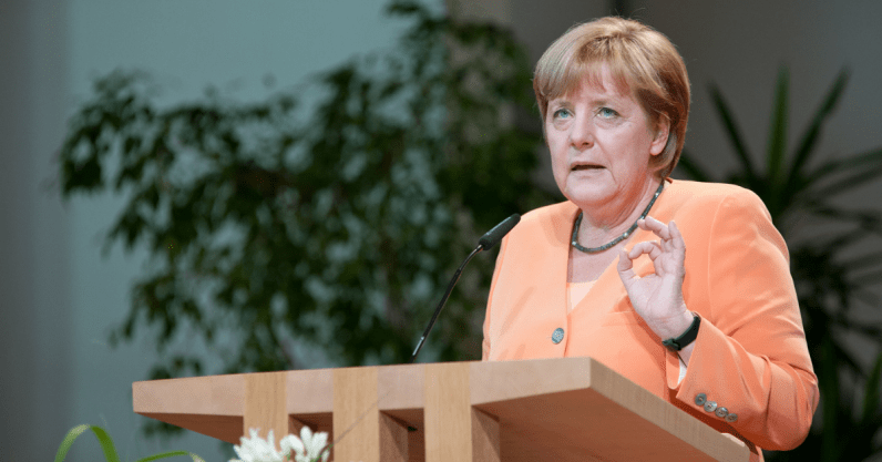 German Chancellor Angela Merkel has joined a growing list of European politicians to criticize Twitter's decision to ban Trump's personal account.