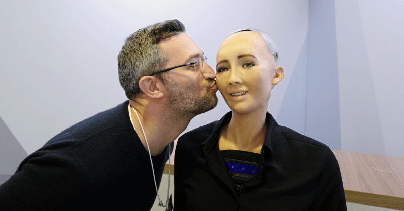 Maker of Sophia the robot plans to sell droids to people seeking company during COVID - the next web