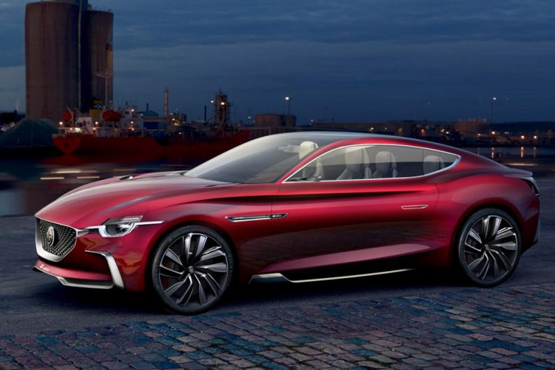 The MG electric coupe is the British brand's first desirable car in decades