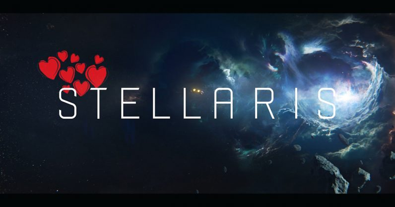 Games to play on date night: Rule the galaxy together in Stellaris