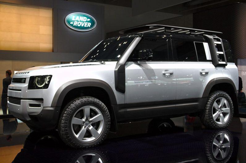 car, future, land rover