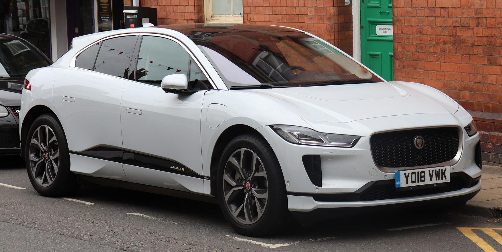 jaguar, ipace, coche, ev, futuro