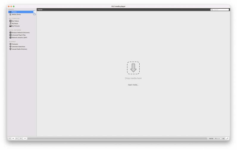 VLC window 20 years
