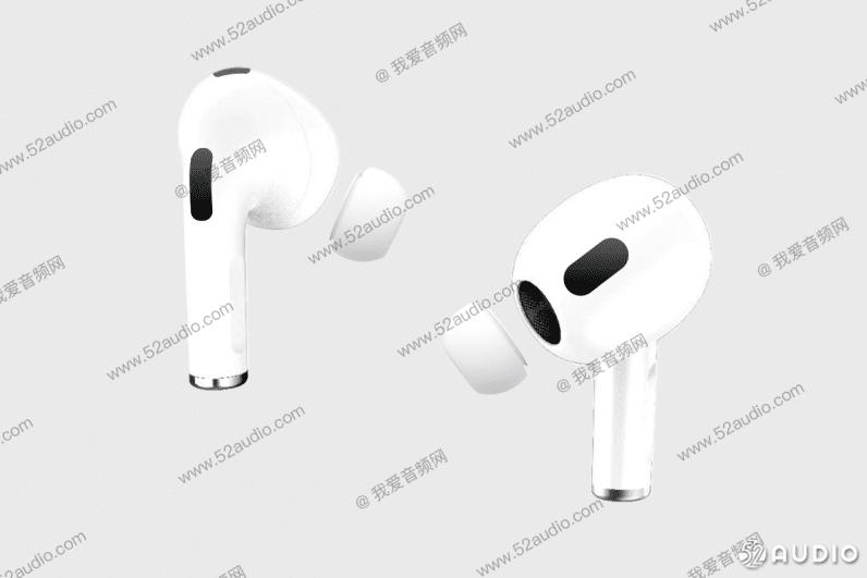 apple new airpods third gen true wireless earbuds