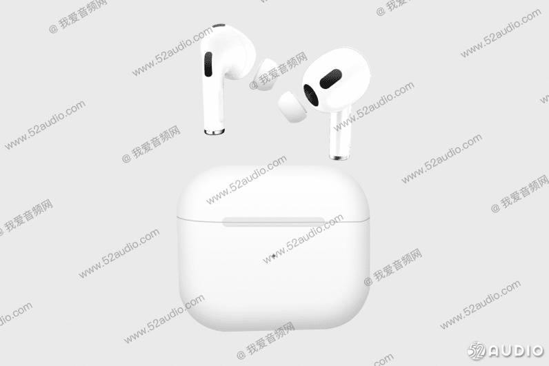 new airpods 3rd gen apple