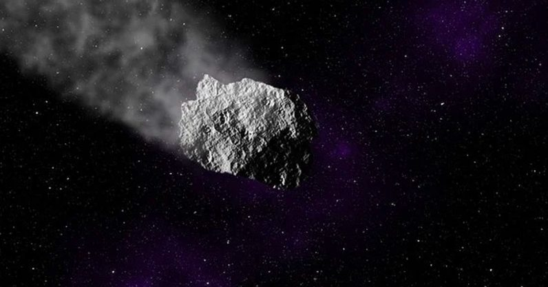 Asteroid dust helps solve the mystery of dinosaur extinction
