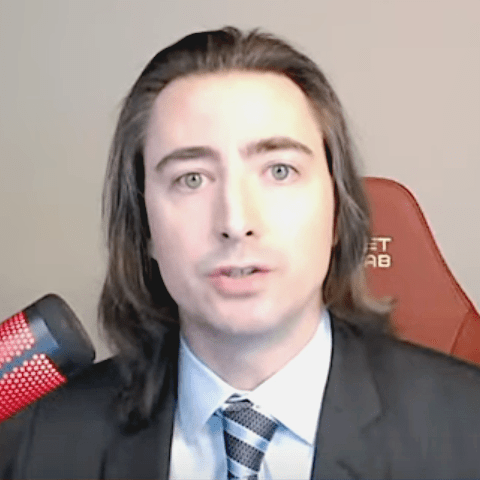 Keith Gill, the adopted leader of the WallStreetBets movement, also known as RoaringKitty and DeepFuckingValue