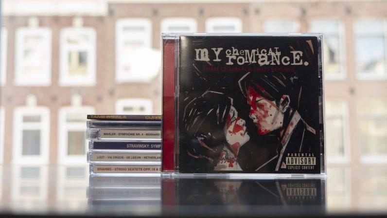 MCR CDs