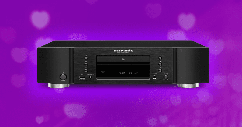 Marantz CD6007 review: The CD player that rekindled my love for the format