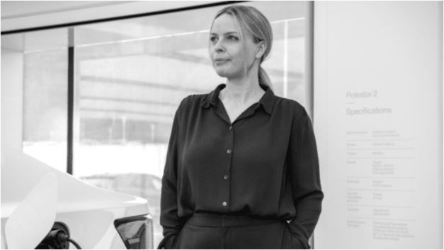 Frederika Klarén, Head of Sustainability at Polestar