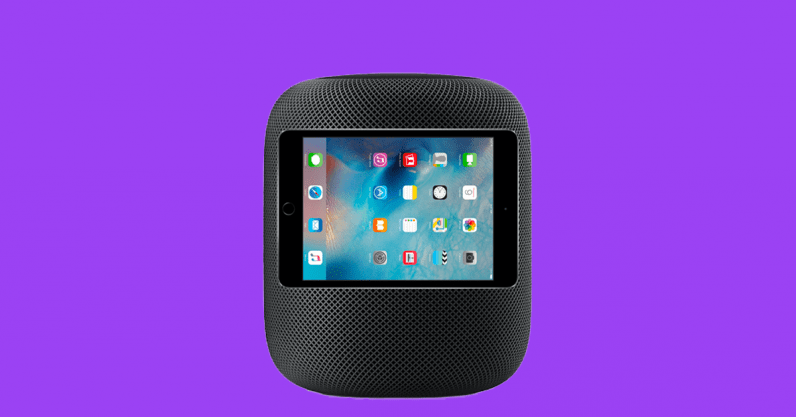 Apple's next HomePod may come with a screen and camera