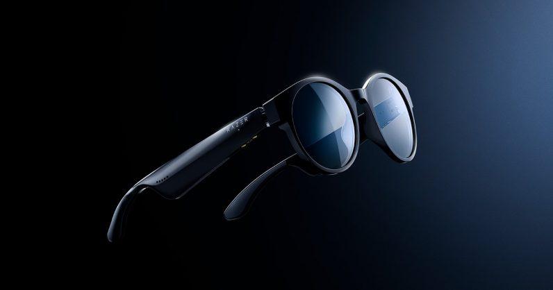 I'm not a gamer but I really want Razer's smart glasses — for work