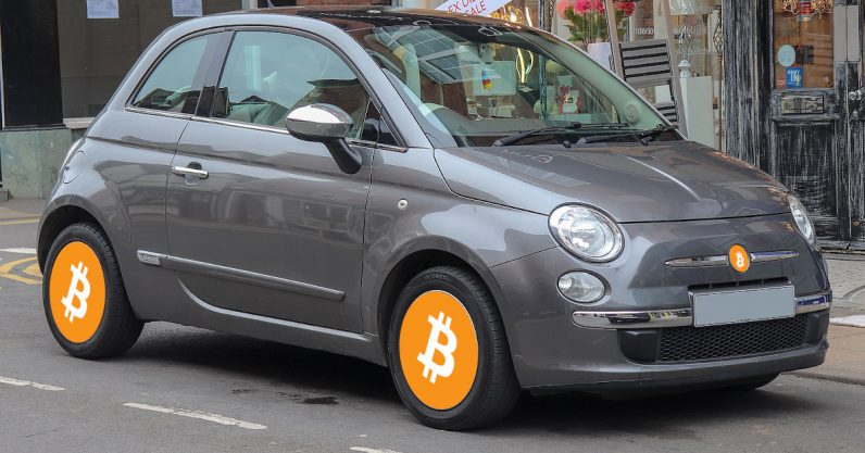 Fiat's 'sustainable driving' cryptocurrency is utter bollocks