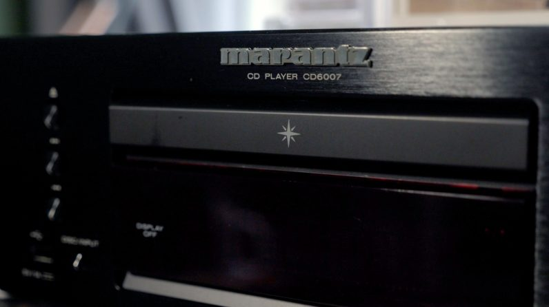 marantz cd player CD6007