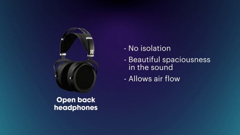open-back headphones information guide