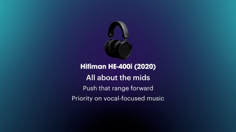review hifiman he-400i