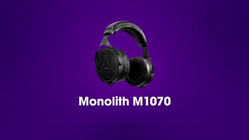 review monoprice monolith m1070 open-back planar magnetic headphones