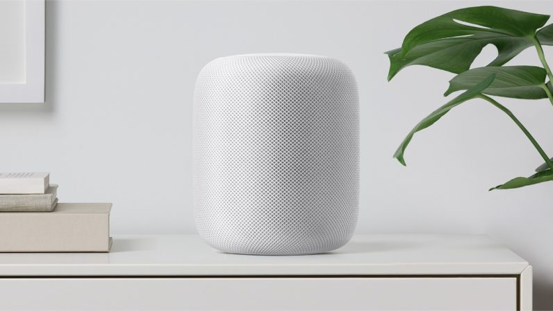 the homepod without a screen