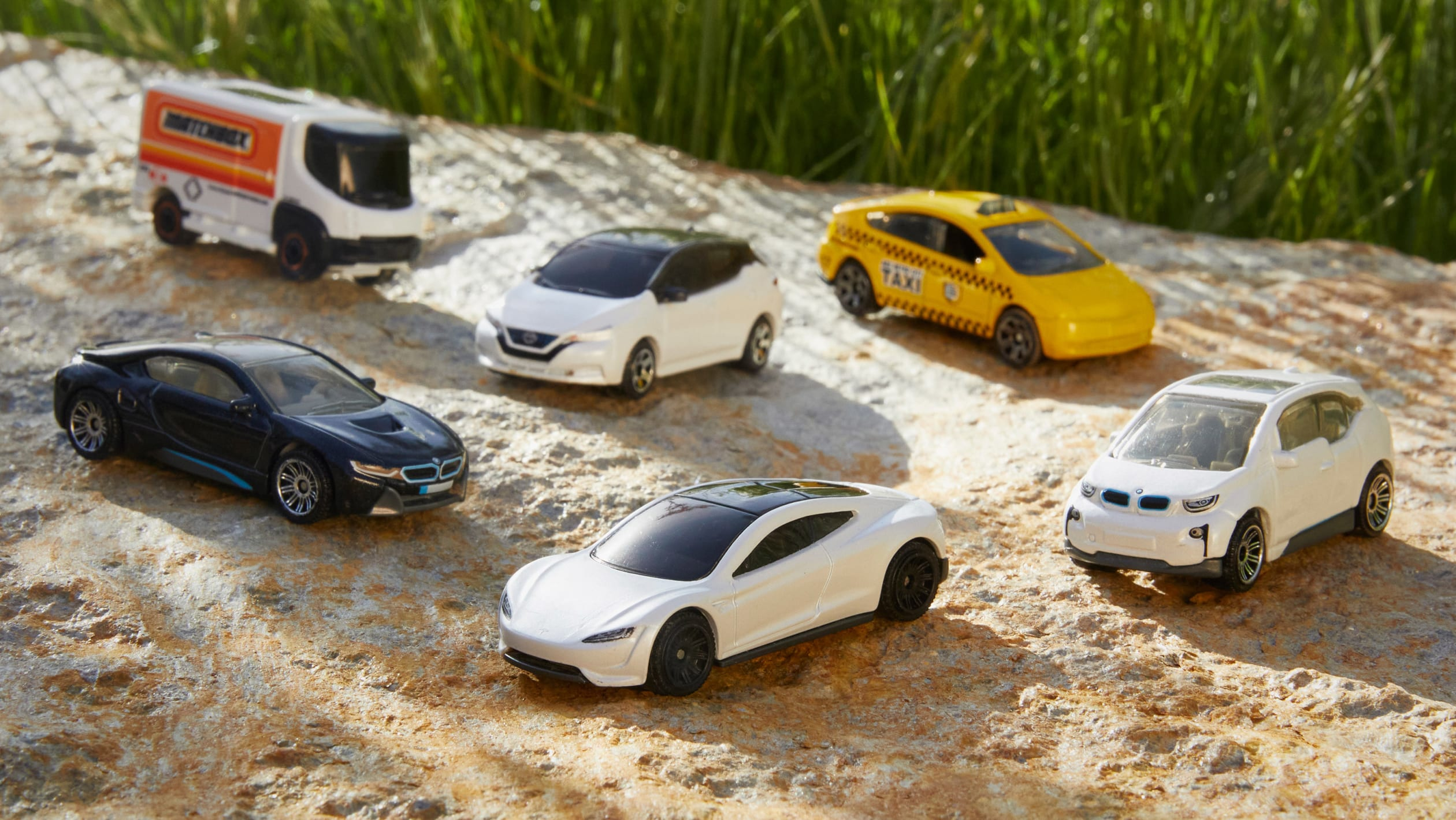 Matchbox, evs, ev, cars, future, mobility,