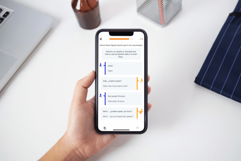 The highest-grossing language learning app, Babbel, is now on sale