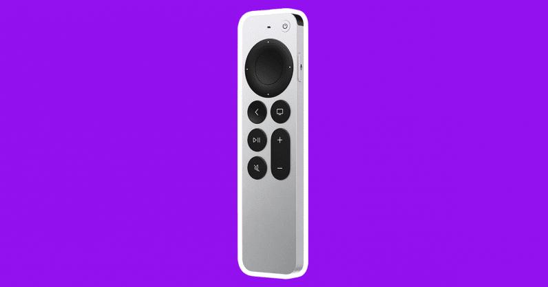 new apple tv remote new siri remote