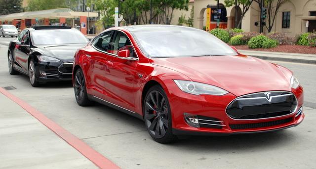 Tesla started as a new company.