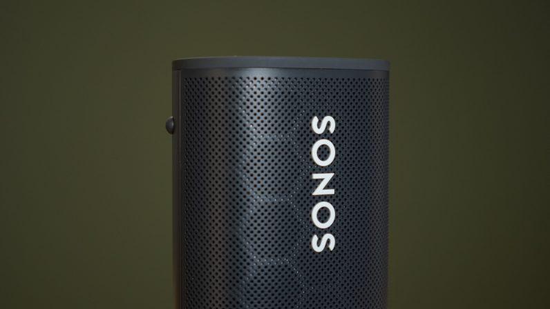 Sonos Roam review close up