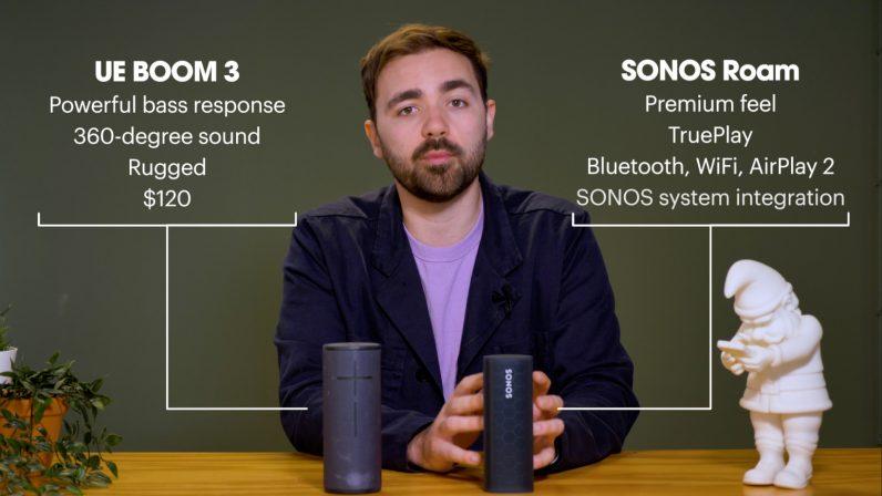 UE vs Sonos
