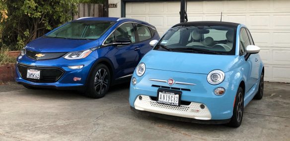 two evs, car future, electric