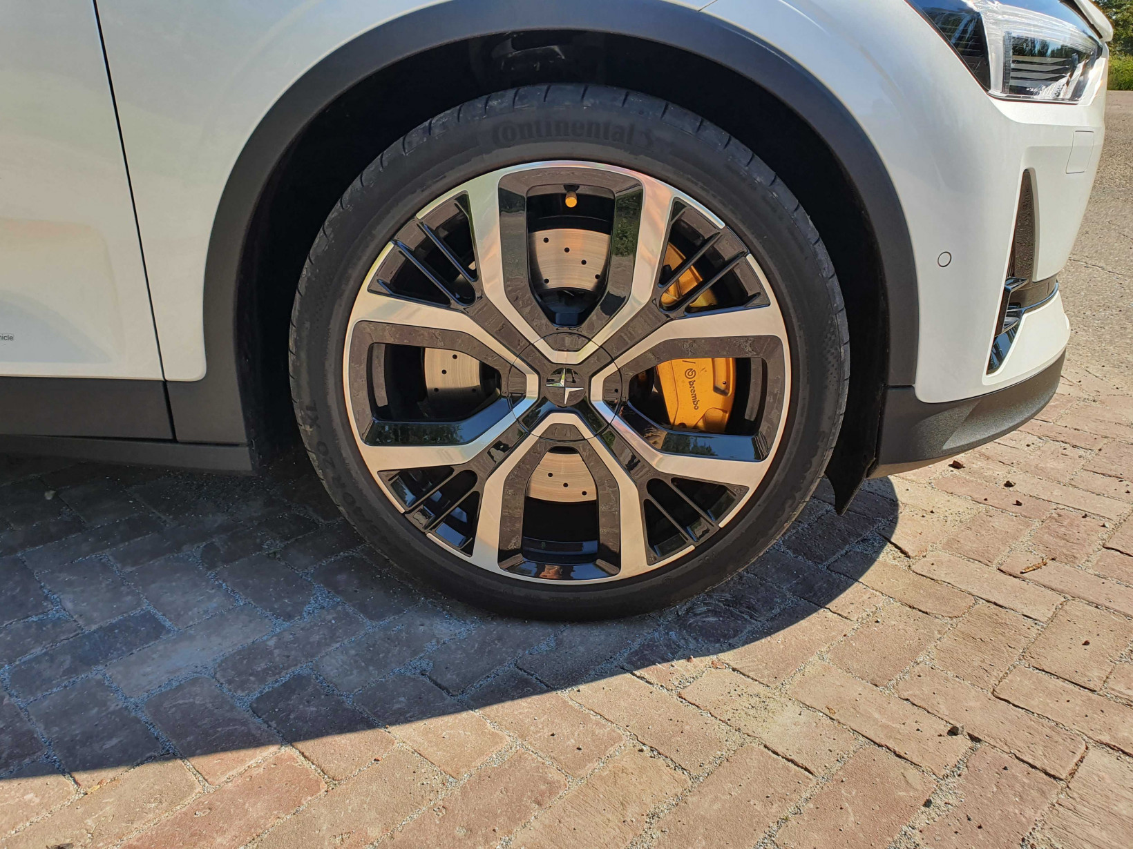 car, future, ev, polestar, electric