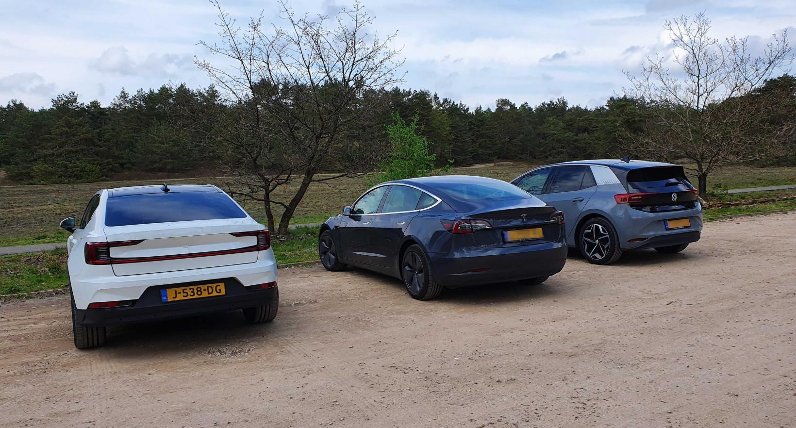 cars, tesla, vw, model 3, ev, future, electric