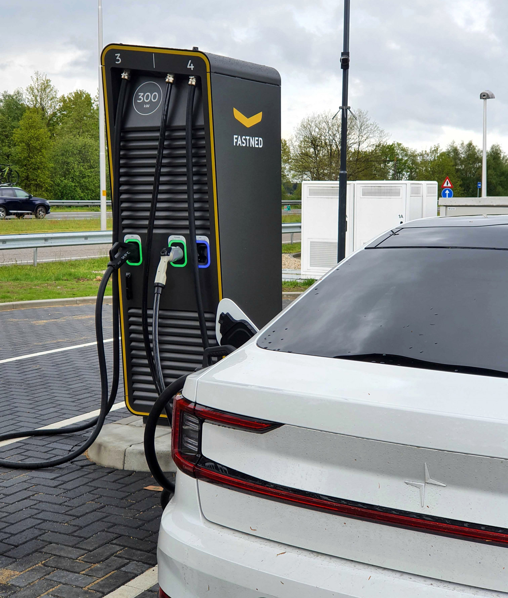 Fastned, charger, ev, electric