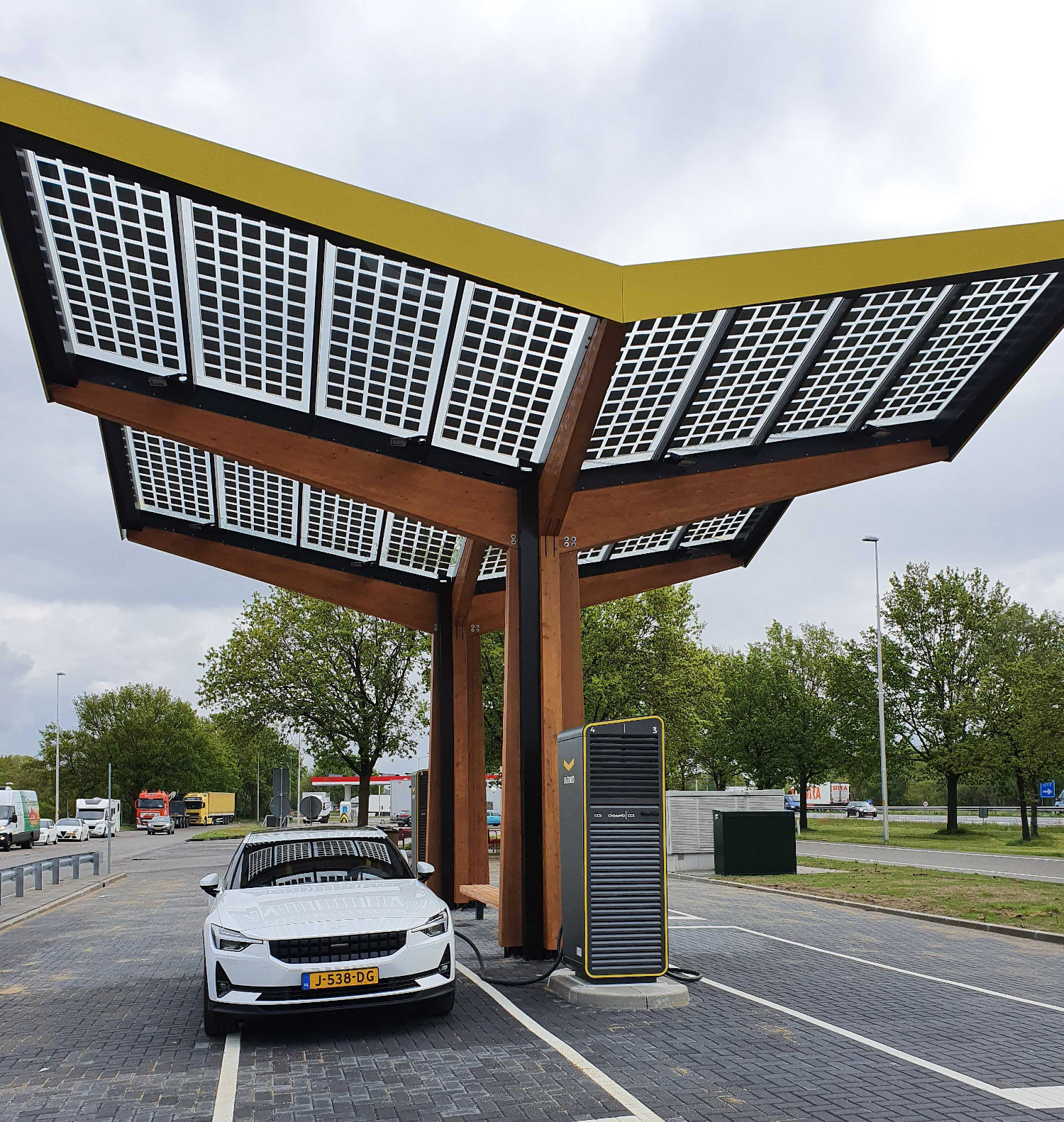 fastned, car, chargers, ev, future