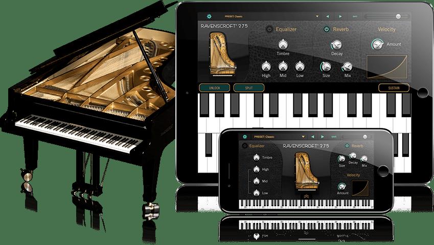 Ravenscroft piano iOS
