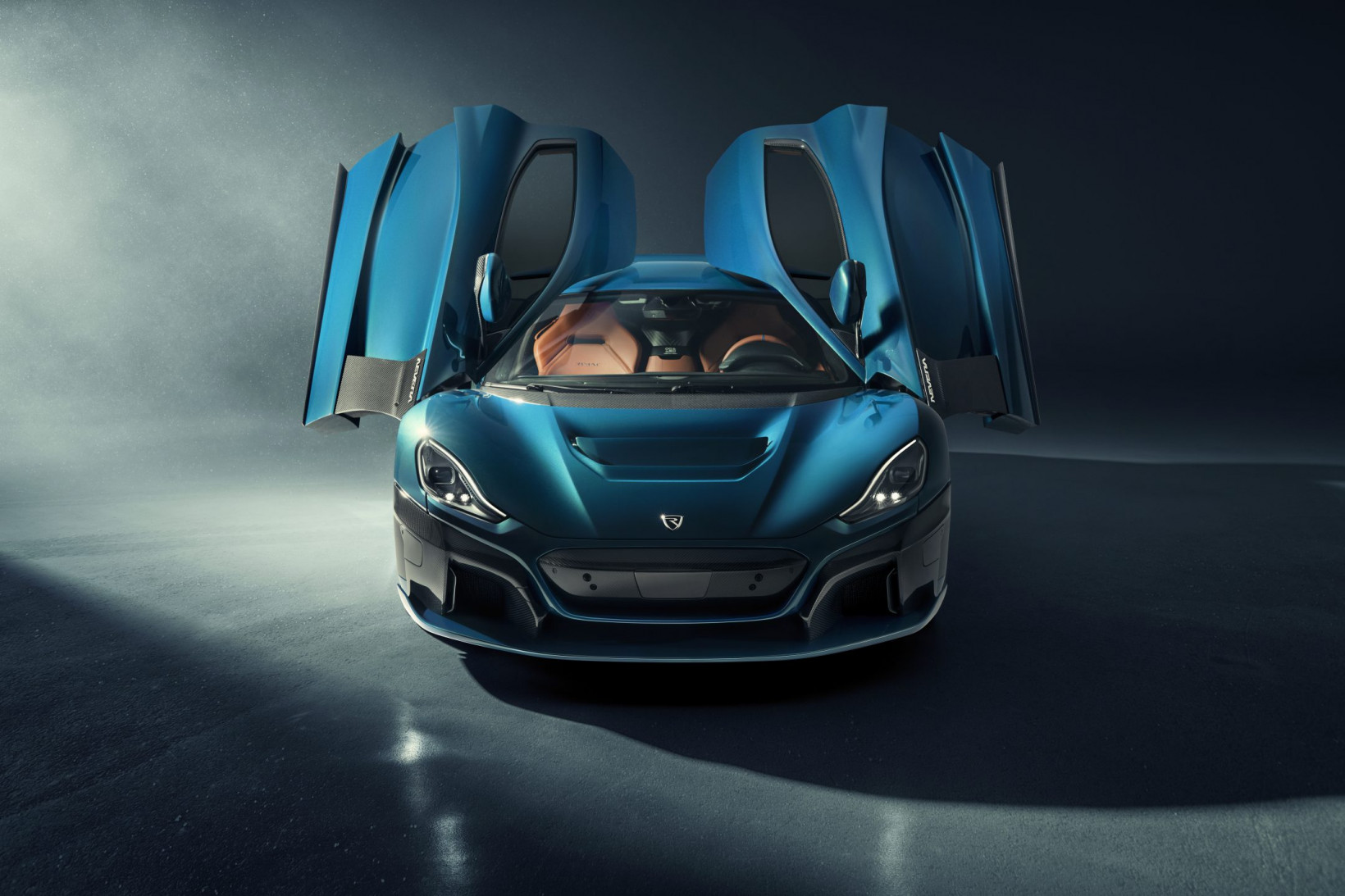 The vehicle's design aims to combine the drama and beauty of a hypercar