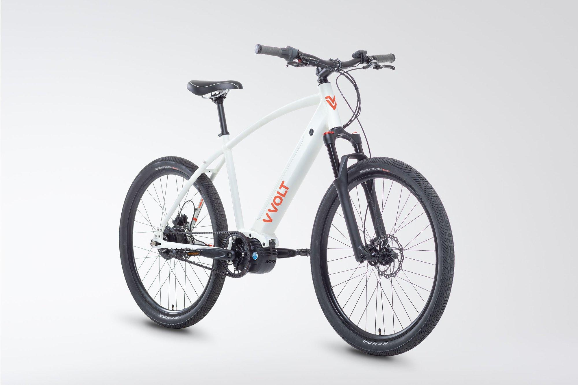 Vvolt Sirius mid-drive trekking bike