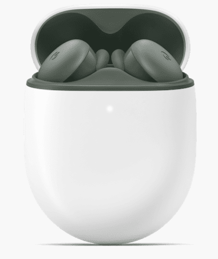 Pixel Buds A-Series in Dark Olive color