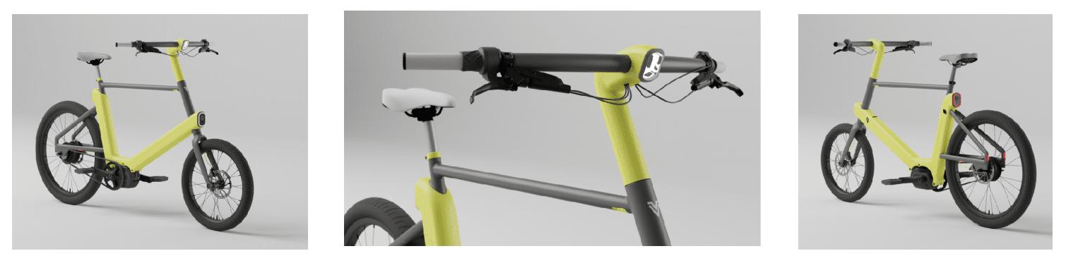 The Vvolt Bike V