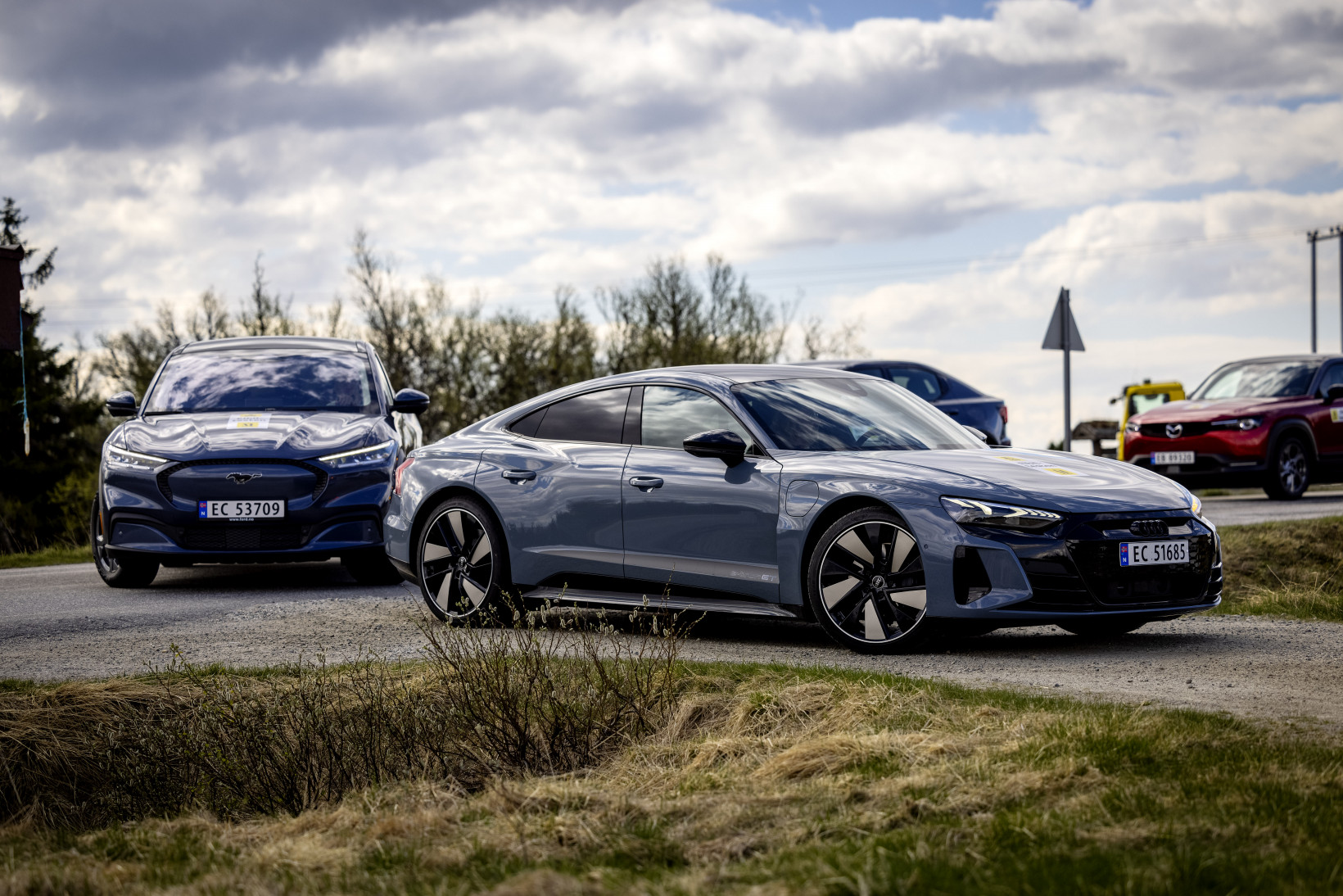 Audi e-Tron GT is a great EV in looks and range