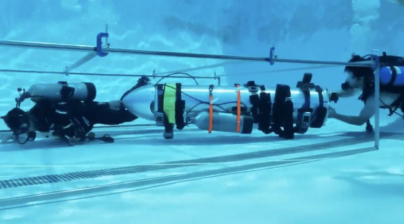 elon musk's 50th birthday submarine thai cave