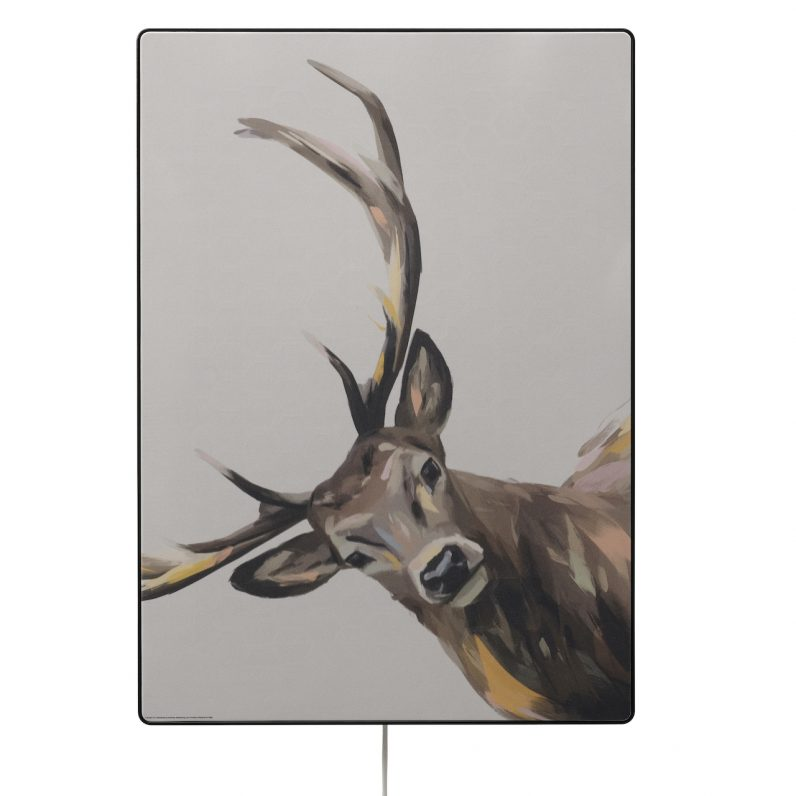 ikea and sonos Symfonisk deer attachment