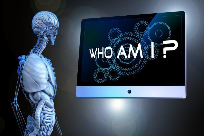 AI robot, meet monitor.