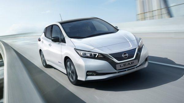 Nissan LEAF best selling used EV in the US.