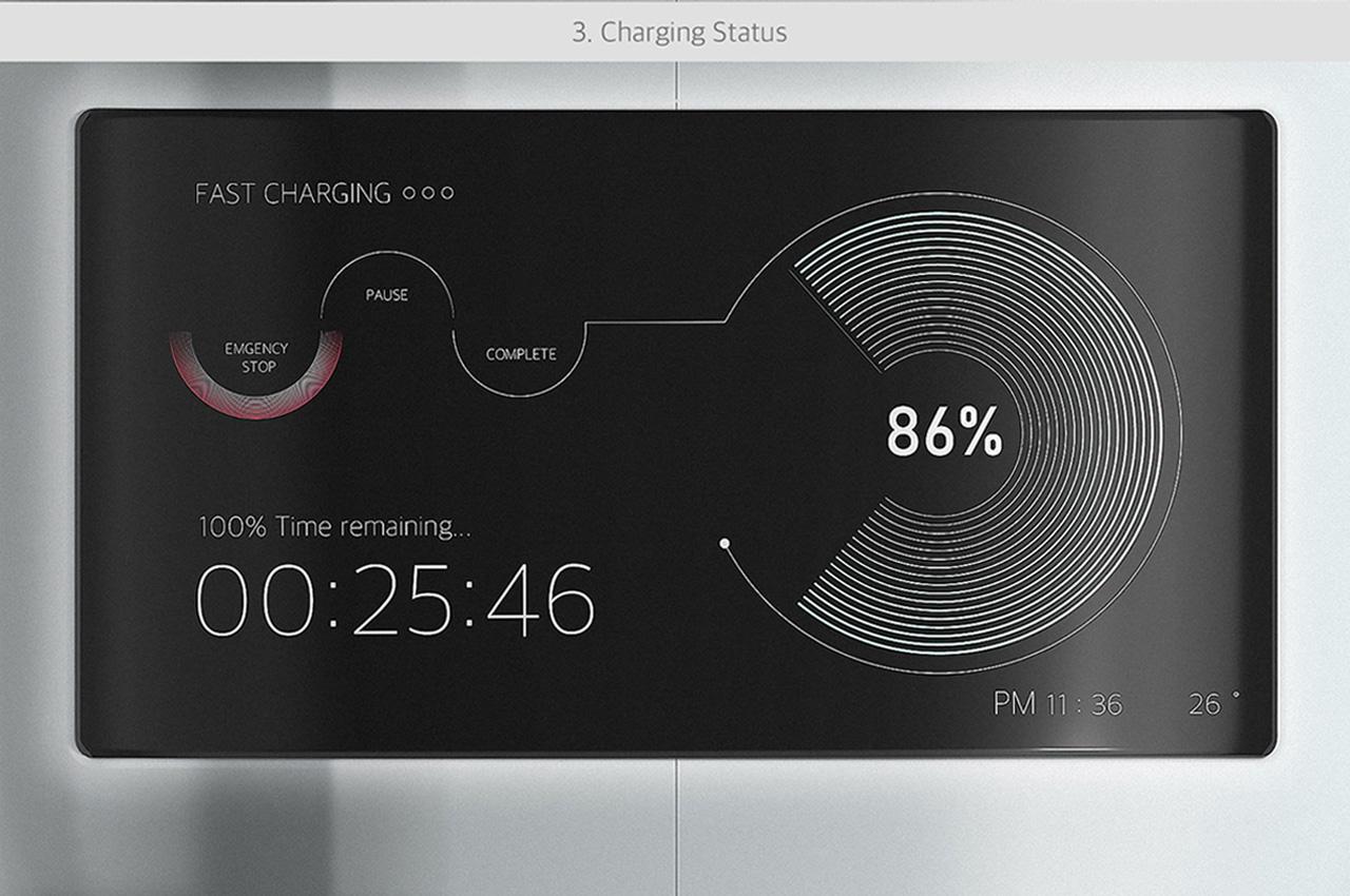 The A-monite portable EV charger.