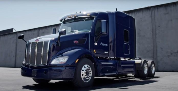 Aurora-self-driving-truck